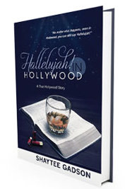 Hallelujah in Hollywood book